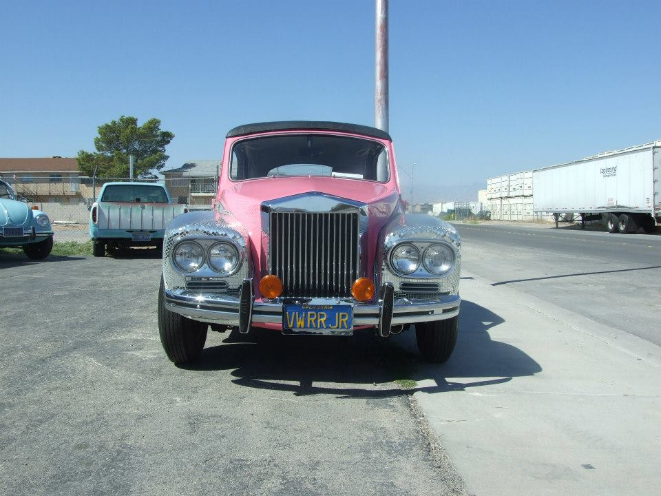 Classic Car Restoration For Liberace In Las Vegas See The